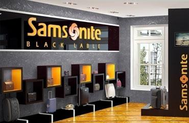 магазин «Samsonite» в ТЦ «ГУМ»